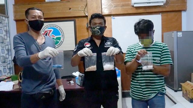Simpan ratusan gram sabu dalam dubur, pria asal Lombok Timur dibekuk Polisi