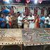 दरियापुर - तीन दिवसीय गायत्री महायज्ञ फीता काटकर तथा दीप प्रज्वलित कर किया गया।