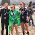 La formoseña Florencia Cano culminó segunda en Spartan Race Chile 2019