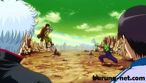 Gintama Parody Dragonball Piccolo Episode 1 dan 2