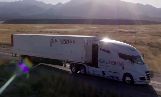 Nikola teases a third-generation hydrogen semi truck for ...