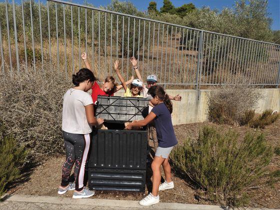 2ο Δ.Σ. Εχιναίων:  «Ανακύκλωση (και) οργανικών υπολειμμάτων»