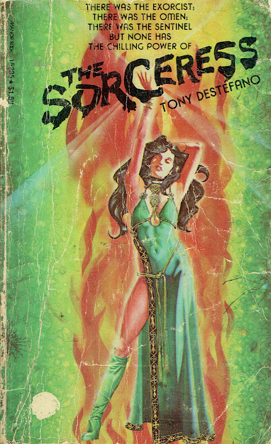 The Sorceress by Tony Destefano