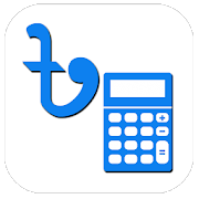 Calculator Icon with Tk