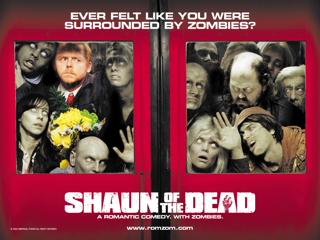 Póster de Shaun of the Dead