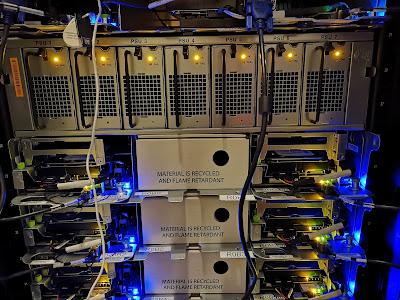 Leopard in OCP v1 Rack