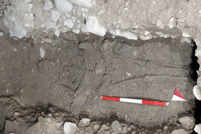 12th-century family tomb uncovered in the Arena di Verona