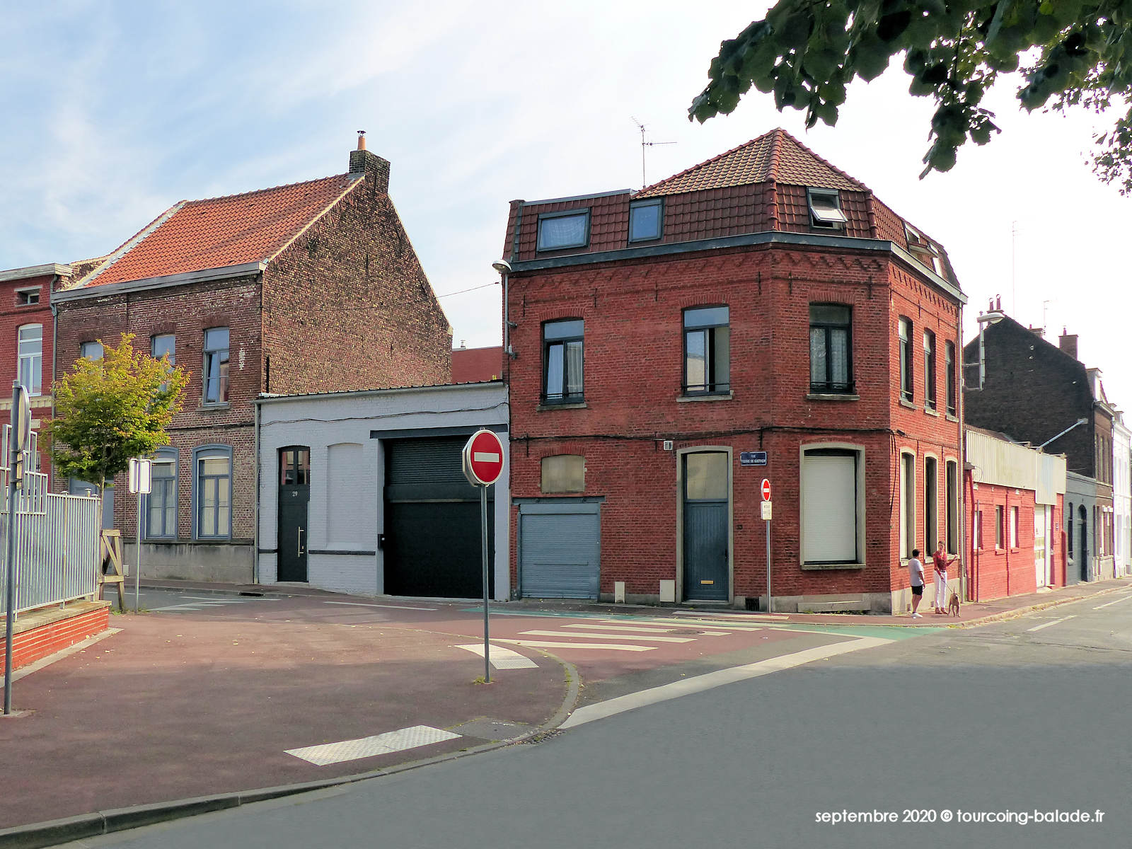 Angle Famelart Guethem, Tourcoing 2020