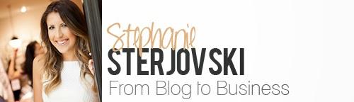 Stephanie Sterjovski BlogPodium Speaker