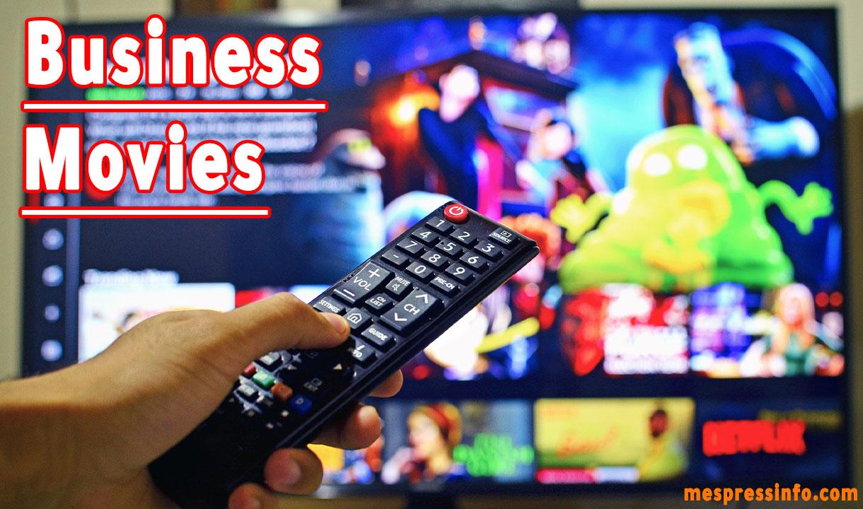 أحسن أفلام ومسلسلات الأعمال والإبتكار والمال والعمل الحر والتسويق