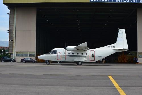 Pesawat NC212i 100% Diproduksi di PT. DI Bandung