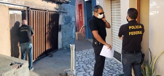 Polícia Federal investiga compra e venda de dinheiro falso através da internet no Oeste do RN
