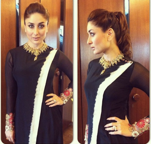 Best Hairstyles To Go With Designer Salwar Suits Confessions Of A