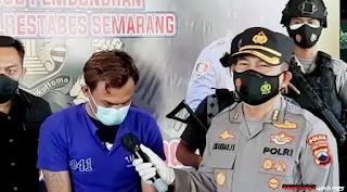 PSK Online Dibunuh Lantaran Cemburu Mayat Ditemukan Di Lemari Kamar Hotel Semarang