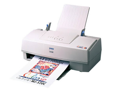 Epson Colorio MJ-520Cドライバーダウンロード