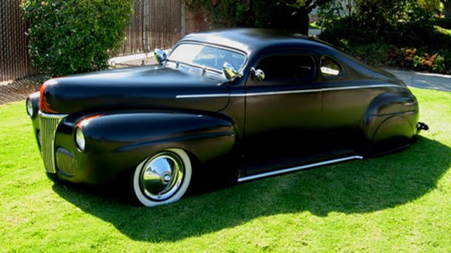 RodCityGarage: 1941 Ford Coupe LedSled