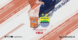 Susunan Pemain Borneo FC vs Persib Bandung - Liga 1 Rabu 8 November 2017