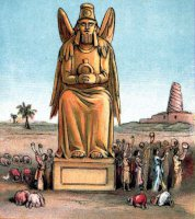 Babylonian Idol