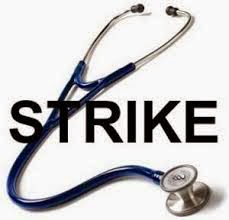 Doctors Strike! And the patients suffer