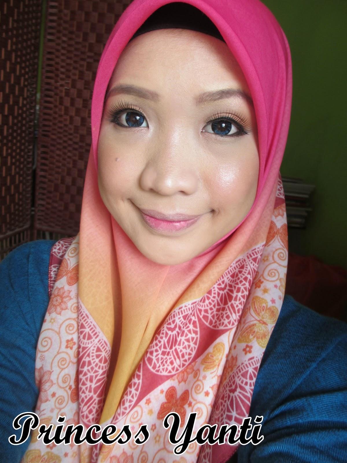 10 Beza Cara Pakai Makeup Yang Betul. Simple & Natural