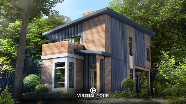 3 Bedroom Free Home Plan with virtual tours houses, model home virtual tours