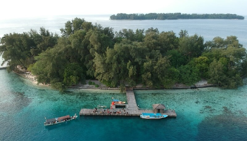 Gambar Pulau Kotok