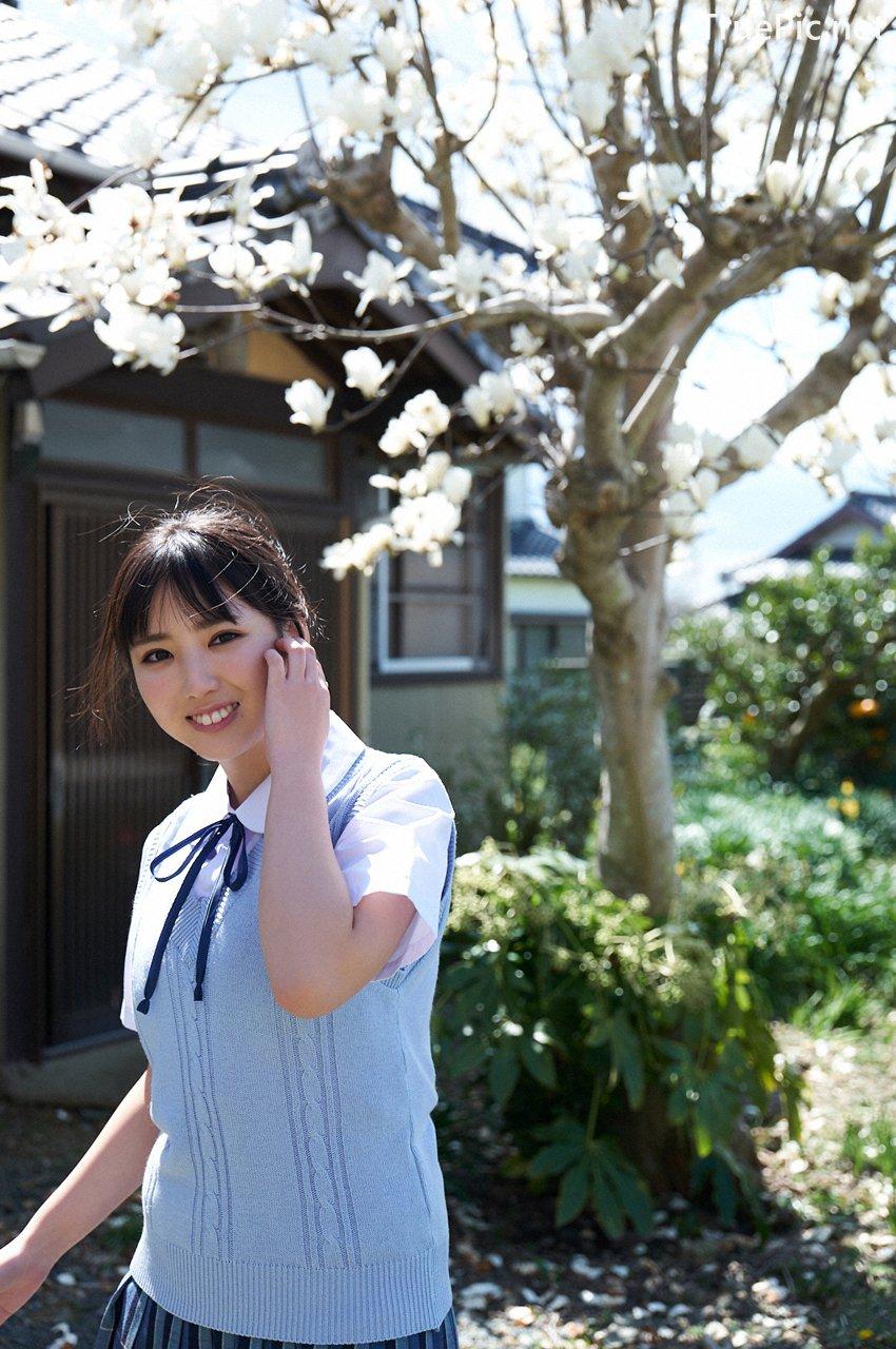 Image Japanese Pop Idol – Aika Sawaguchi - Winner Miss Magazine Gravure Competition - TruePic.net - Picture-5