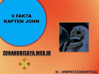 Fakta Captain John