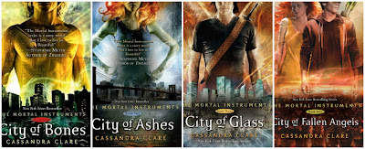 The Mortal Instruments Book Covers A Myriad of Books: Cov...