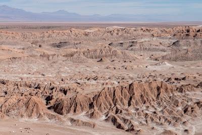 Kehidupan di Gurun Atacama Membuka Harapan Bagi Mars