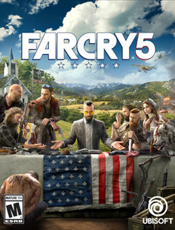 Far Cry 5 Torrent (PC)