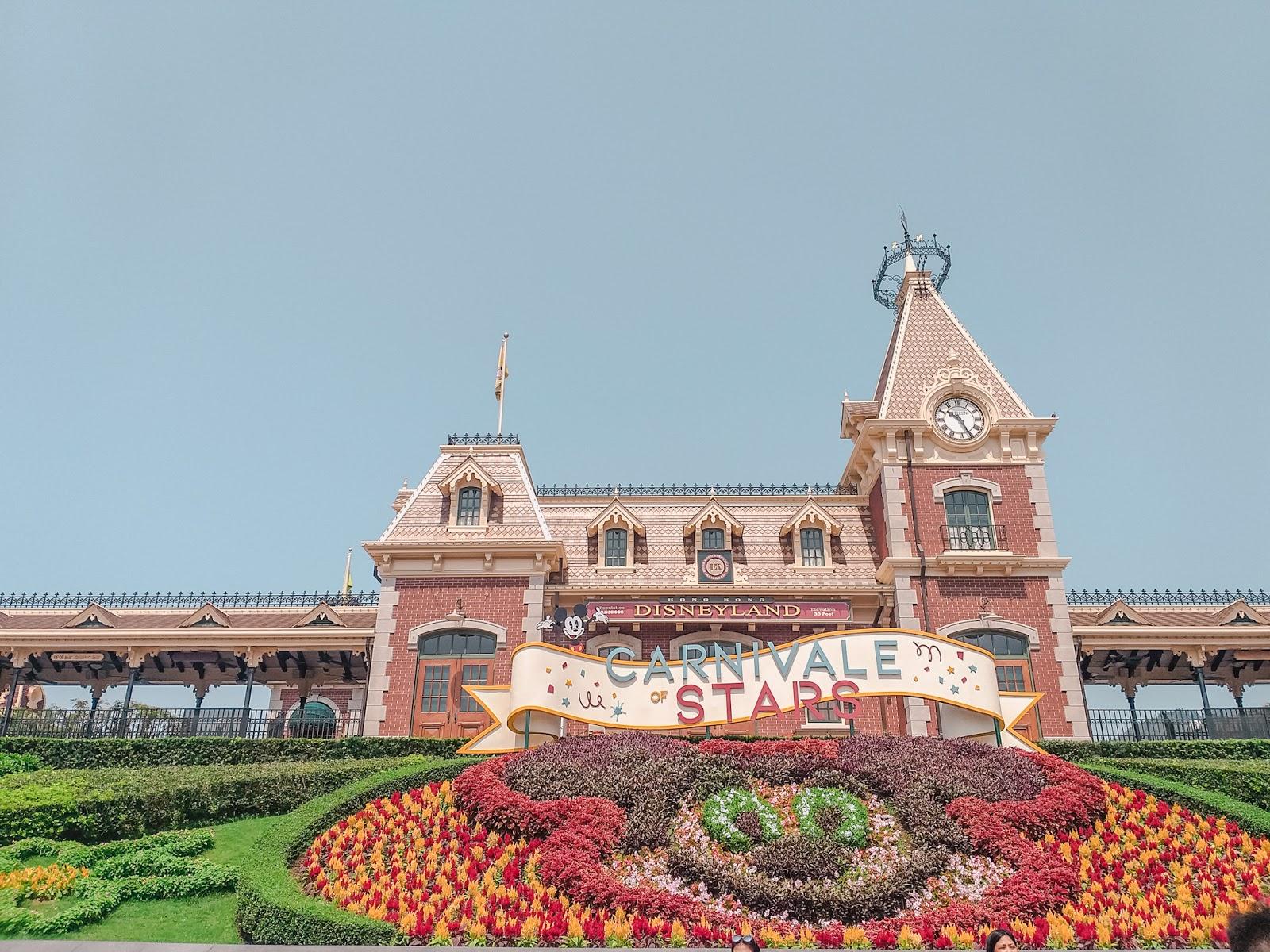Channi Chic Disneyland Hong Kong