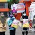 Ibu Peduli Lawan Corona Bagikan 1000 Masker