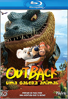 Outback - Uma Galera Animal BluRay 720p Dual Áudio