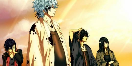Suivez toute l'actu de Gintama sur Japan Touch, le meilleur site d'actualité manga, anime, jeux vidéo et cinéma