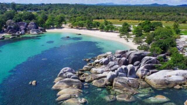 Tempat Wisata di Bangka Belitung yang Katanya Super Indah
