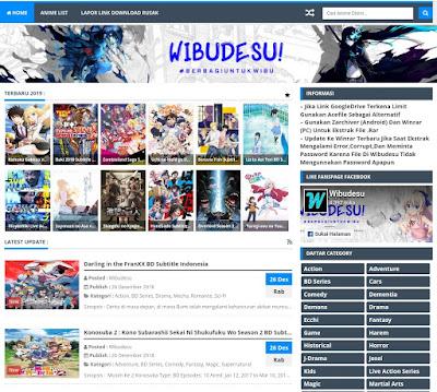Rekomendasi 3 Situs Anime Download Batch BD Terlengkap