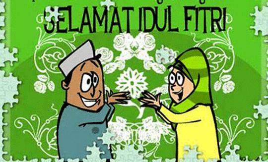 Contoh Pidato Dalam Menyambut Hari Raya Idul Fitri