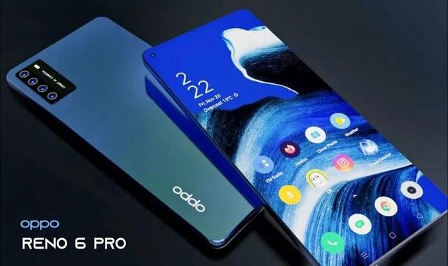 سعر اوبو رينو 6 برو - oppo reno 6 pro
