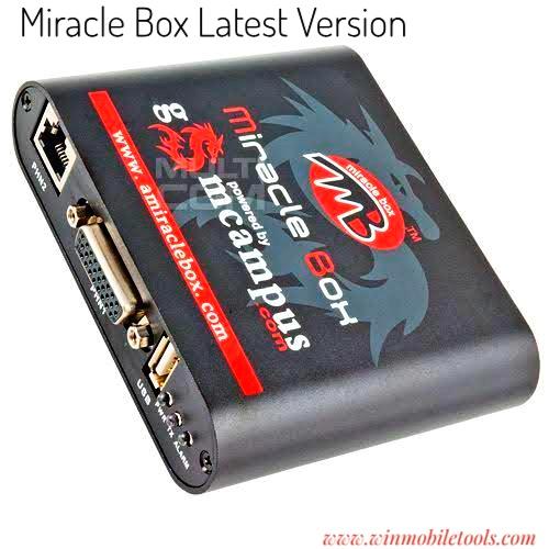 Miracle Box Latest Setup V3.25 Free Download