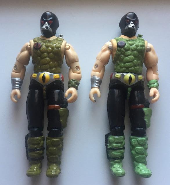 Funskool Croc Master Compare 1987 Croc Master