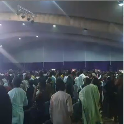 COZA Members Unbothered As They Dance Amidst Pastor Biodun Fatoyinbo And Busola Saga