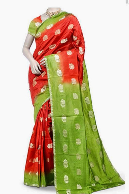 The Beauty of India Silk Sarees