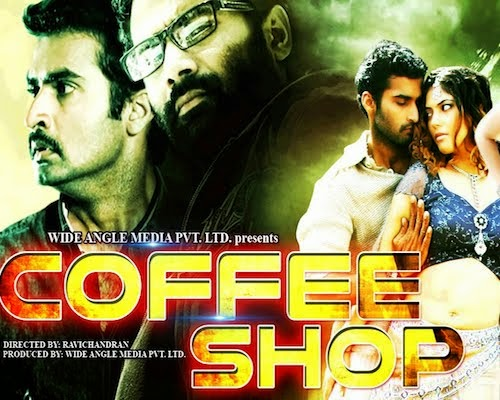 Coffee Shop (2015) Hindi Dubbed WEBRip 400mb