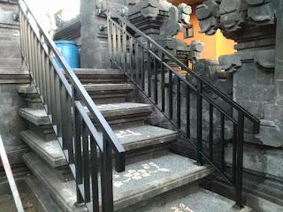 railling tangga minimalis