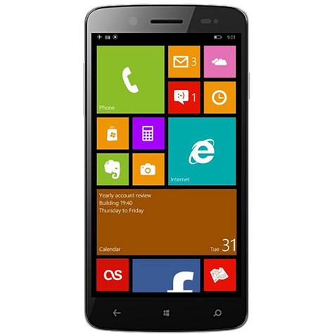 First Windows Phone 8.1 device from Prestigio revealed