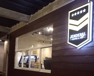 Jendral Coffee & Tea Kudus Membuka Lowongan Kerja Sebagai Barista Kitchen
