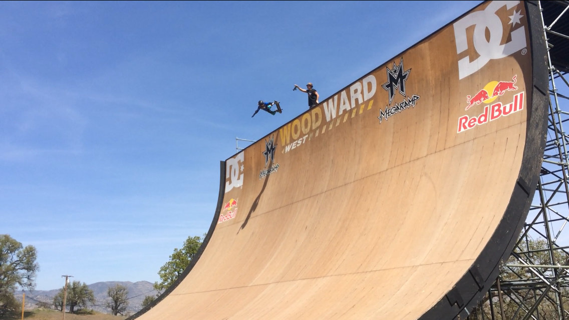 Girl Is Not A 4 Letter Word What You Need To Know To Skate The Mega Ramp