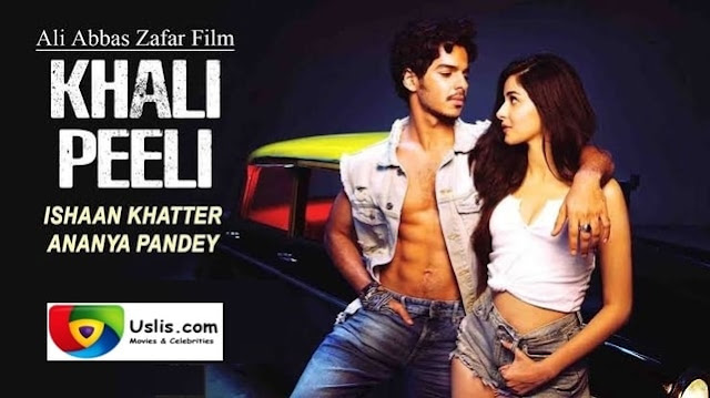 Khaali Peeli movie 2020