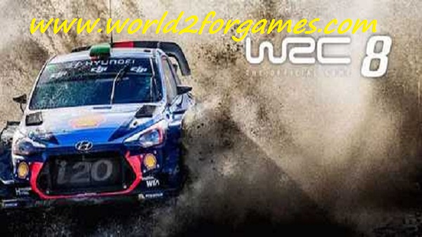 Free Download WRC 8 FIA World Rally Championship